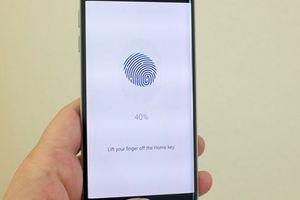 Điện thoại tầm trung Samsung sẽ có cảm biến vân tay siêu âm dưới màn hình