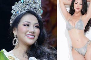 Hoa hậu Phương Khánh nói gì về bê bối 'gạ tình' tại Miss Earth 2018