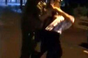 Clip CSGT 'ngã ngửa' khi nói với dân: Thanh niên livestream nói rõ