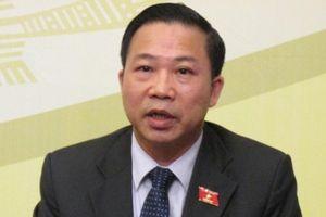 ĐB Lưu Bình Nhưỡng: 'Việc của tôi chờ quyết định của Đảng đoàn QH'