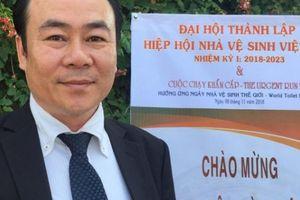 Chủ tịch Hiệp hội Nhà vệ sinh: Nhiều người còn mơ hồ về 'nhà vệ sinh sạch'