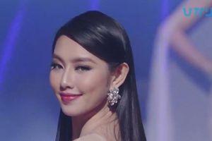 Người đẹp Thủy Tiên nói gì sau khi trượt top 15 Hoa hậu Quốc tế?
