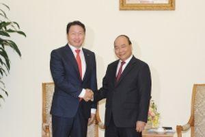 Thủ tướng Nguyễn Xuân Phúc chủ trì phiên họp của Thường trực Chính phủ
