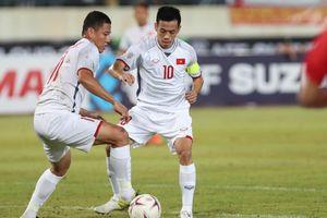 Xem lại bàn thắng của Anh Đức mà truyền hình Lào bỏ lỡ