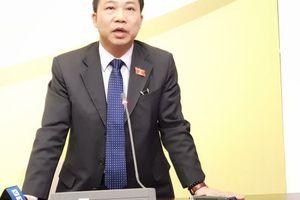 ĐB Lưu Bình Nhưỡng: 'Tôi nghiêm túc chấp hành và chờ ý kiến của Đảng đoàn QH'