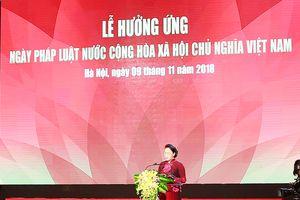 Ngày Pháp luật Việt Nam năm 2018 đã đạt được những kết quả đáng ghi nhận