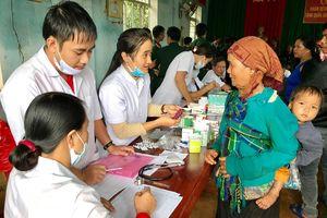 Nâng cao chất lượng khám, chữa bệnh cho người dân vùng biên