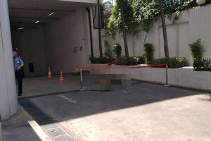 Người đàn ông nghi nhảy lầu tự tử tại tòa nhà Saigon Trade Center
