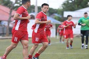 Văn Quyết chấn thương sau chiến thắng AFF Cup 2018