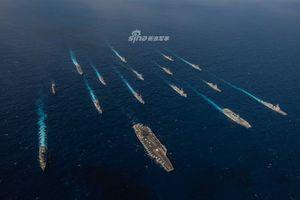 Toàn cảnh cuộc tập trận lớn nhất của Mỹ-Nhật trên Thái Bình Dương
