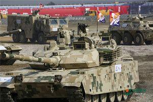 'Ăn cắp' vũ khí Nga chưa đủ, Trung Quốc bê cả chương trình khai mạc