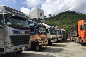 Biên phòng Hà Tĩnh vượt thẩm quyền 'giam' xe hàng của DN khi qua cửa khẩu