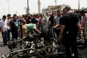 Iraq: Vụ đánh bom xe đầu tiên tại Mosul thời hậu IS