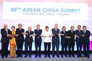 Hội nghị cấp cao ASEAN - Trung Quốc sẽ thảo luận vấn đề Biển Đông