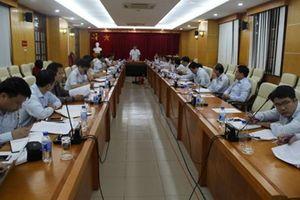Tổng Thanh tra Chính phủ yêu cầu đẩy nhanh tiến độ các cuộc thanh tra chậm ban hành kết luận