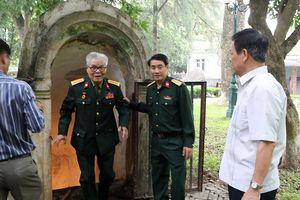 Nghiên cứu phục hồi 2 hầm ngầm ở Hoàng thành Thăng Long