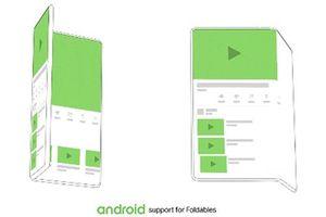 Google hỗ trợ thiết bị dùng màn hình gập trên Android