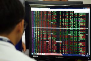 Cổ phiếu Thế Giới Di Động tiếp tục giảm giá