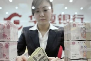 Trung Quốc chi 32 tỉ USD để bảo vệ Nhân dân tệ