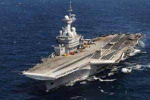 Pháp chi bộn tiền đưa tàu sân bay trở lại Ấn Độ Dương