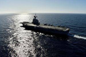 Tiêu tốn hơn 1 tỷ euro đại tu, tàu sân bay Pháp trở lại mặt nước