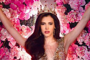 Vẻ nóng bỏng hoàn hảo của tân Hoa hậu Quốc tế người Venezuela 19 tuổi