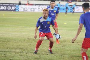 'Messi Lào' bỏ AFF Cup vì không được chơi ở trận gặp Việt Nam