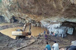 Bản tin Video (29/10- 5/11): Giải cứu 2 phu vàng mắc kẹt trong hang sâu!