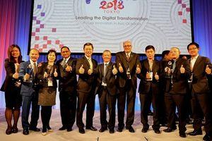 4 tổ chức Việt Nam được trao Giải thưởng ASOCIO 2018
