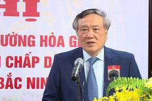 TAND tỉnh Bắc Ninh triển khai thí điểm hòa giải, đối thoại tại Tòa án