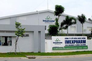 Imexpharm sẽ chi hơn 10,6 tỷ đồng mua thêm 1,06 triệu cổ phiếu của Agimexpharm