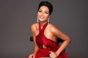H'hen Niê tiết lộ tăng cân sau thời gian luyện tập thi Miss Universe