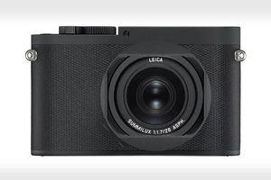 Leica ra mắt máy ảnh Q-P: Độ phân giải 24MP, ống kính liền 28mm f/1.7