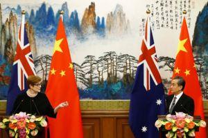 Trung Quốc muốn làm lành với Úc