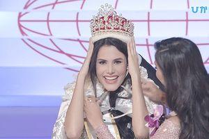 Người đẹp Venezuela đăng quang Hoa hậu Quốc tế 2018, Thùy Tiên trắng tay