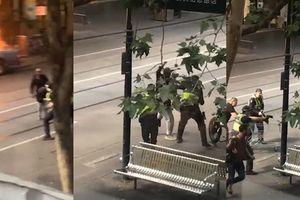 Australia: Tấn công bằng dao làm nhiều người bị thương ở Melbourne