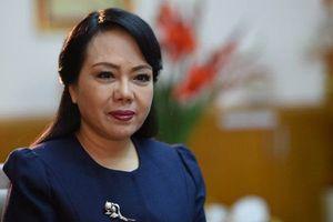 Bộ trưởng Nguyễn Thị Kim Tiến: Xử lý nghiêm cán bộ tiếp tay 'cò' mua hoặc bán máu