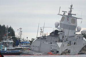 Na Uy mất 'bộn tiền' vì tàu khu trục bị nhấn chìm sau tập trận với NATO
