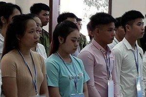 Tuyên y án 15 bị cáo gây rối trật tự ở Đồng Nai