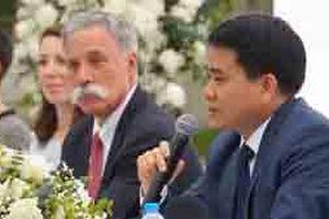 Háo hức đón chờ F1 tại Việt Nam