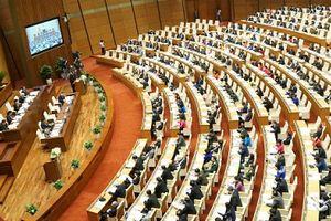 Quốc hội thông qua Nghị quyết về dự toán NSNN năm 2019