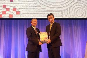 Việt Nam có bốn đơn vị được vinh danh tại Asocio 2018