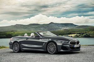 BMW 8-Series mui trần cùng toát lên vẻ đẹp sang trọng và thể thao