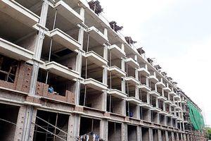 Vi phạm tại Dự án 107 Xuân La (Hà Nội): Xé rào giấy phép xây dựng
