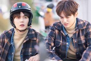 Phát hành loạt ảnh đẹp trai và đáng yêu của Yoo Seung Ho trong 'My Strange Hero'
