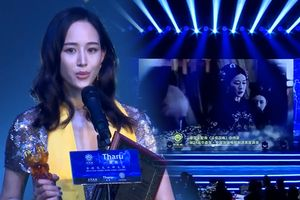 Hoa Đỉnh 2018 lại gây tranh cãi khi Trương Quân Ninh vượt qua Xa Thi Mạn để nhận giải Nữ diễn viên phụ xuất sắc nhất