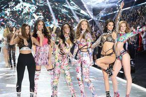 Màn trình diễn đầy quyến rũ của các 'thiên thần' Victoria's Secret