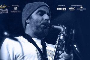 Nghệ sĩ saxophone nổi tiếng thế giới David Binney lần đầu đến Việt Nam biểu diễn