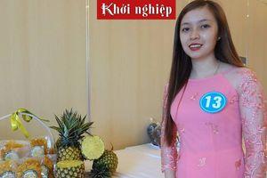Cô gái D'ran sản xuất hồng treo công nghệ Nhật Bản, tăng giá trị cho nông sản Đà Lạt