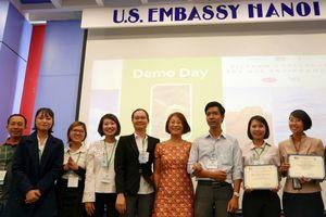 6 đội 'rinh' 15.000 USD tại cuộc thi 'Khởi nghiệp vì Môi trường'